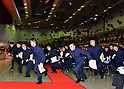Graduation ceremony for National Defense Academy