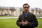 20080130 - France - Aquitaine - Bordeaux<br /> PORTRAITS DE PIERRE HURMIC, AVOCAT, ELU VERT, ET SUR LA LISTE COMMUNE DE LA GAUCHE CONDUITE PAR ALAIN ROUSSET, POUR LES MUNICIPALES 2008 DE BORDEAUX.<br /> Ref : PIERRE_HURMIC_007.jpg - © Philippe Noisette.