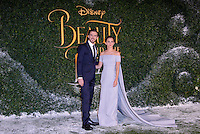 www.acepixs.com<br /> <br /> February 23 2017, London<br /> <br /> Emma Watson and Dan Stevens arriving at the UK launch event for 'Beauty And The Beast' at Spencer House on February 23, 2017 in London, England<br /> <br /> By Line: Famous/ACE Pictures<br /> <br /> <br /> ACE Pictures Inc<br /> Tel: 6467670430<br /> Email: info@acepixs.com<br /> www.acepixs.com