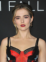 www.acepixs.com<br /> <br /> March 1 2017, LA<br /> <br /> Actress Zoey Deutch arriving at the premiere of 'Before I Fall' at the Directors Guild Of America on March 1, 2017 in Los Angeles, California<br /> <br /> By Line: Peter West/ACE Pictures<br /> <br /> <br /> ACE Pictures Inc<br /> Tel: 6467670430<br /> Email: info@acepixs.com<br /> www.acepixs.com