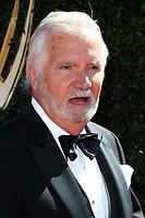 PASADENA - APR 30: John McCook at the 44th Daytime Emmy Awards at the Pasadena Civic Center on April 30, 2017 in Pasadena, California