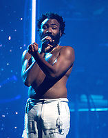 SAN FRANCISCO, CALIFORNIA - AUGUST 10: Childish Gambino aka. Donald Glover performs onstage during the 2019 Outside Lands Music And Arts Festival at Golden Gate Park on August 10, 2019 in San Francisco, California. <br /> CAP/MPI/FCU<br /> ©FCU/MPI/Capital Pictures
