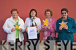 Dromid  ICA  have been busy making stars for  'Our Stars for Life'  campaign to raise money for charities around Kerry and Dromid ICA hope to present substancial funds to Cahersiveen Hospice to support their cancer care services. .L-R Mary Keating, Angela Hallissey, Noreen Murphy, and Eileen O'Sullivan