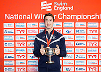 Picture by Allan McKenzie/SWpix.com - 14/12/2017 - Swimming -Swim England Winter Champs - Ponds Forge International Sports Centre - Sheffield, England -