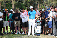 Danny Willett (ENG) finds the rough on the 10th during Round Three of the 2016 BMW PGA Championship over the West Course at Wentworth, Virginia Water, London. 28/05/2016. Picture: Golffile   David Lloyd. <br /> <br /> All photo usage must display a mandatory copyright credit to © Golffile   David Lloyd.