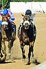 Do Somethin winning at Delaware Park on 9/12/12