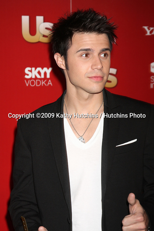 Kris Allen .arriving at the 2009 US Weekly Hot Hollywood Party.Voyeur.West Hiollywood,  CA.November 18, 2009.©2009 Kathy Hutchins / Hutchins Photo.