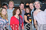 Under new Management - Having a great night out at the Takeover celebrations in Roundy's Bar on Saturday night were l/r Tina Stack, Maeve Keegan,  Muiris Brosnan, Iona McGloin, Marty & Yvonne Ballard, Mike Ryle and Ray O'Mahony........   Copyright Kerry's Eye 2008