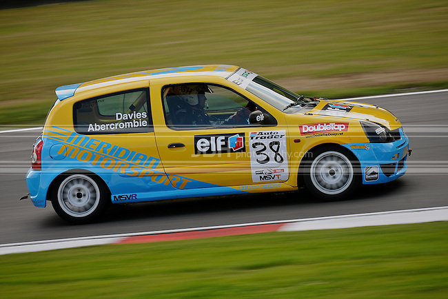 Ashley Davies - Meridian Motorsport Renault Clio Cup