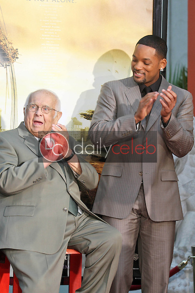 Johnny Grant and Will Smith<br />