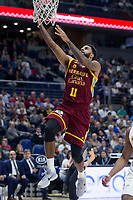 Herbalife GC Jerome Seeley during Liga Endesa match between Real Madrid and Herbalife GC at Wizink Center in Madrid, Spain. December 03, 2017. (ALTERPHOTOS/Borja B.Hojas) NortePhoto.con NORTEPHOTOMEXICO