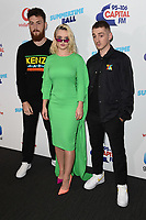 Clean Bandit in the press room for the Capital Summertime Ball 2018 at Wembley Arena, London, UK. <br /> 09 June  2018<br /> Picture: Steve Vas/Featureflash/SilverHub 0208 004 5359 sales@silverhubmedia.com