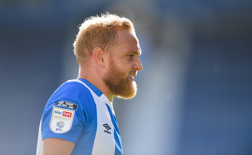 Huddersfield Town's Alex Pritchard<br /> <br /> Photographer Dave Howarth/CameraSport<br /> <br /> The EFL Sky Bet Championship - Huddersfield Town v Norwich - Saturday September 12th 2020 - The John Smith's Stadium - Huddersfield<br /> <br /> World Copyright © 2020 CameraSport. All rights reserved. 43 Linden Ave. Countesthorpe. Leicester. England. LE8 5PG - Tel: +44 (0) 116 277 4147 - admin@camerasport.com - www.camerasport.com