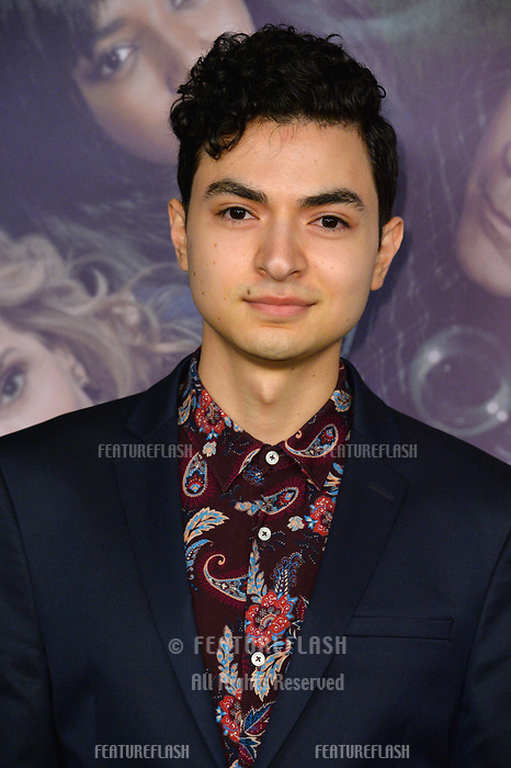 Marwan Salama at the premiere for HBO's &quot;Here and Now&quot; at The Directors Guild of America, Los Angeles, USA 05 Feb. 2018<br /> Picture: Paul Smith/Featureflash/SilverHub 0208 004 5359 sales@silverhubmedia.com
