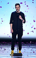 LOS ANGELES - DECEMBER 6: Jean-Sebastian Decant appears onstage at the 2018 Game Awards at the Microsoft Theater on December 6, 2018 in Los Angeles, California. (Photo by Frank Micelotta/PictureGroup)
