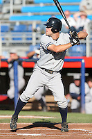 Staten Island Yankees Mitch Hilligoss during a NY-Penn League game at Russell Diethrick Park on August 13, 2006 in Jamestown, New York.  (Mike Janes/Four Seam Images)
