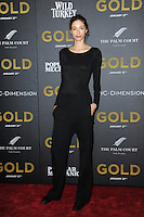 www.acepixs.com<br /> January 17, 2017  New York City<br /> <br /> Alexandra Agoston attending The World Premiere of 'Gold' at AMC Loews Lincoln Square 13 theater on January 17, 2017 in New York City.<br /> <br /> <br /> Credit: Kristin Callahan/ACE Pictures<br /> <br /> Tel: 646 769 0430<br /> Email: info@acepixs.com