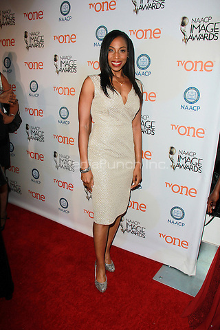 PASADENA, CA - FEBRUARY 5: Sharon Brathwaite at the 46th NAACP Image Awards Non-Televised Ceremony at the Pasadena Convention Center in Pasadena, California on February 5, 2015. Credit: David Edwards/Dailyceleb/MediaPunch