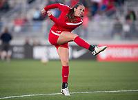 Boyds, MD - Saturday September 30, 2017: Lindsay Agnew during a regular season National Women's Soccer League (NWSL) match between the Washington Spirit and the Seattle Reign FC at Maureen Hendricks Field, Maryland SoccerPlex.