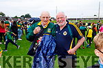 after the Football All-Ireland Senior Championship Quarter-Final Group 2 Phase 3 match between Kerry and Meath at Páirc Tailteann, Navan on Saturday.