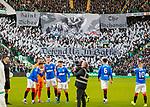 29.12.2019 Celtic v Rangers: Celtic fans