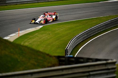 22-24 April, 2016, Birmingham, Alabama USA <br /> 27 Marco Andretti<br /> ©2016, Scott R LePage <br /> LAT Photo USA