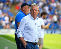 Portsmouth Manager Kenny Jackett during Portsmouth vs Luton Town, Sky Bet EFL League 1 Football at Fratton Park on 4th August 2018