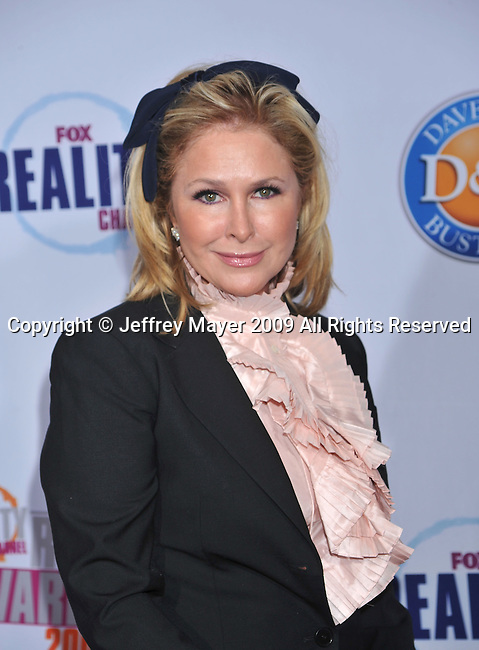 HOLLYWOOD, CA. - October 13: Kathy Hilton  arrives at the 2009 Fox Reality Channel Really Awards at the Music Box at the Fonda Theatre on October 13, 2009 in Hollywood, California.