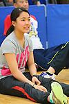 Sara Takanashi, APRIL 21, 2013 : The Building up Team Japan 2013 for Sochi at Ajinomoto NTC, Tokyo, Japan. (Photo by AFLO SPORT)