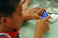 The Apple itouch for sale in a store in Guangzhou, China..