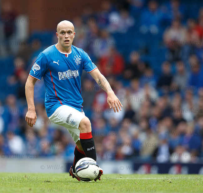 Nicky Law, Rangers