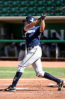 Brock Kjeldgaard / Helena Brewers in action against the Ogden Raptors in a Pioneer League game in Ogden, UT - 08/10/2008..Photo by:  Bill Mitchell/Four Seam Images