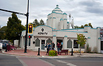 Art Deco building is TV station in Kalispell, Montana