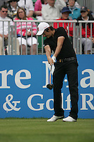 Overnight leader, Michael Lorenzo-Vera, tees off on the 1st hole during the third round of the 2008 Irish Open at Adare Manor Golf Resort, Adare,Co.Limerick, Ireland 17th May 2008 (Photo by Eoin Clarke/GOLFFILE)