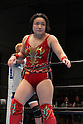 Meiko Satomura, OCTOBER 3, 2010 - Pro Wrestling :..Pro Wrestling WAVE event at Korakuen Hall in Tokyo, Japan. (Photo by Yukio Hiraku/AFLO)