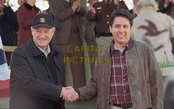 GENE HACKMAN & RAY ROMANO.in Welcome To Mooseport.Filmstill - Editorial Use Only.Ref: FB.www.capitalpictures.com.sales@capitalpictures.com.Supplied by Capital Pictures