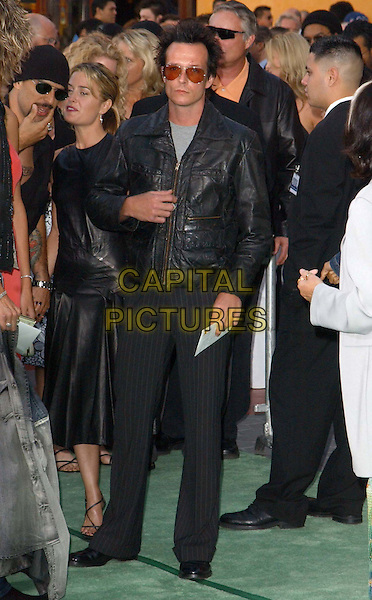 SCOTT WEILAND - VELVET REVOLVER.Hulk LA Film Premiere at Universal City Walk.www.capitalpictures.com.sales@capitalpictures.com.©Capital Pictures..full length, full-length