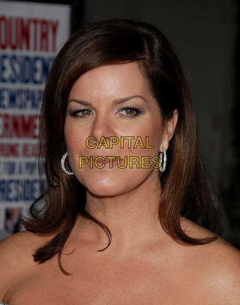 "MARCIA GAY HARDEN.attends The Universal Pictures' Premiere of ""American Dreamz"" held at The Arclight Theatre in Hollywood, California, USA, April 11th 2006.portrait headshot hoop earrings.Ref: DVS.www.capitalpictures.com.sales@capitalpictures.com.©Debbie VanStory/Capital Pictures"