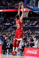 Crvena Zvezda Mts Belgrade's Marko Guduric during Turkish Airlines Euroleague match between Real Madrid and Crvena Zvezda Mts Belgrade at Wizink Center in Madrid, Spain. March 10, 2017. (ALTERPHOTOS/BorjaB.Hojas) /NortePhoto.com
