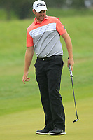Max Orrin (ENG) on the 8th green during Round 2 of the Bridgestone Challenge 2017 at the Luton Hoo Hotel Golf &amp; Spa, Luton, Bedfordshire, England. 08/09/2017<br /> Picture: Golffile | Thos Caffrey<br /> <br /> <br /> All photo usage must carry mandatory copyright credit     (&copy; Golffile | Thos Caffrey)