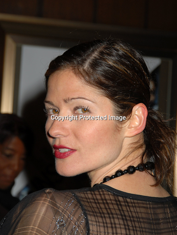 "Jill Hennessy ..at The World Premiere of ""Inside Man"" directed by Spike Lee on March 20, 2006 at The Ziegfeld Theatre. ..Robin Platzer, Twin Images"