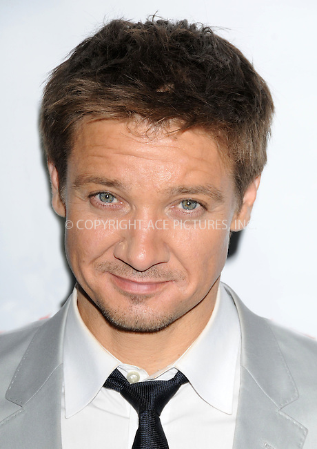 WWW.ACEPIXS.COM . . . . .  ..... . . . . US SALES ONLY . . . . .....April 26 2012, Las Vegas....Jeremy Renner at the CinemaCon Awards held at Caesars Palace Hotel on April 26 2012 in Las Vegas....Please byline: FAMOUS-ACE PICTURES... . . . .  ....Ace Pictures, Inc:  ..Tel: (212) 243-8787..e-mail: info@acepixs.com..web: http://www.acepixs.com