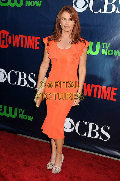 17 July 2014 - West Hollywood, California - Roma Downey. CBS, CW, Showtime Summer Press Tour 2014 held at The Pacific Design Center. <br /> CAP/ADM/BP<br /> &copy;Byron Purvis/AdMedia/Capital Pictures