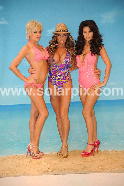 **ALL ROUND PICTURES FROM SOLARPIX.COM**                                             **WORLDWIDE SYNDICATION RIGHTS**                                                                                  Caption: Model Katie Price Boutique swimwear launch in London                                                                                                                                                                            ..JOB REF:14535        MSR       DATE: 07.03.2012                                                           **MUST CREDIT SOLARPIX.COM OR DOUBLE FEE WILL BE CHARGED**                                                                      **MUST AGREE FEE BEFORE ONLINE USAGE**                               **CALL US ON: +34 952 811 768 or LOW RATE FROM UK 0844 617 7637**