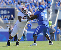 TERRENCE CODY, of the Alabama Crimson Tide, in action during the Crimson Tide game against the Kentucky Wildcats on October 2, 2009 in Lexington, KY. The Crimson Tide beat the Wildcats   38-20 ...