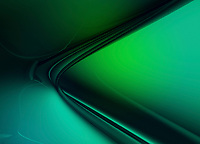 Glowing green abstract backgrounds pattern