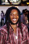 Stephen Marley son of Regae Legend Bob Marley in Kingston, Jamaica