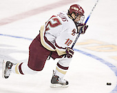 Chris Collins - he Boston College Eagles defeated the Northeastern University Huskies 5-2 in the opening game of the 2006 Beanpot at TD Banknorth Garden in Boston, MA, on February 6, 2006.