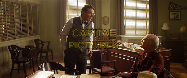 HARRISON FORD &amp; MAX GAIL<br /> in 42: The True Story of An American Legend (2013) <br /> *Filmstill - Editorial Use Only*<br /> CAP/NFS<br /> Image supplied by Capital Pictures