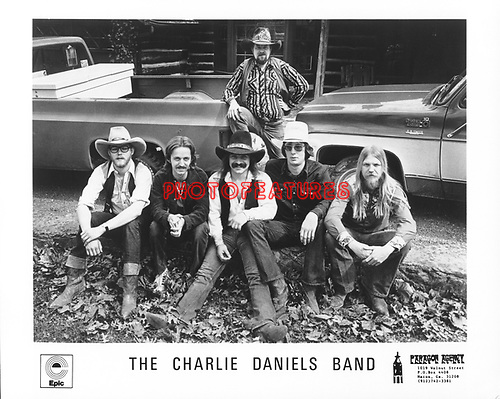 CHARLIE DANIELS BAND..photo from promoarchive.com/ Photofeatures....